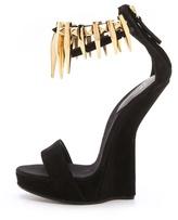 Giuseppe Zanotti Alien Bullet Sandals