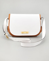 Marni Bicolor Leather Shoulder Bag