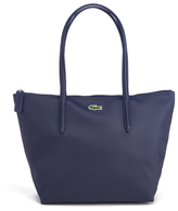 Lacoste Women's Small Shopping Bag Midnight Blue
