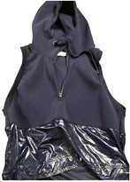 adidas Stella Mc Cartney Pour Blue Knitwear for Women