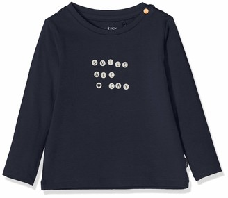 Noppies Baby Girls' G Tee Slim Ls Coppell T-Shirt