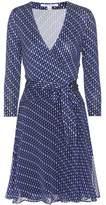 Diane von Furstenberg Irina printed silk dress