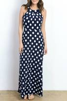 Gilli Poka Maxi Dress