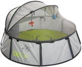 BBLuv Nido 2-in-1 Travel Bed & Play Tent - Grey