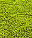 Container Store Locker Rug Lime Green