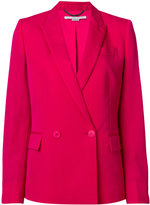Stella McCartney fitted double-breasted blazer - women - Cotton/Viscose/Wool - 42