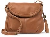The Sak Buena Leather Small Flap Crossbody