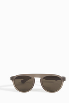 Maison Margiela Acetate Aviator Sunglasses