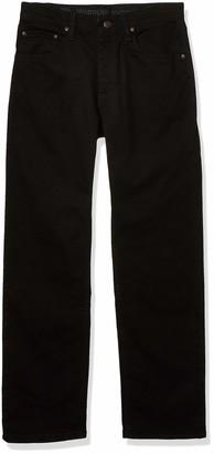 Wrangler Authentics Men's Big & Tall Regular Fit Comfort Flex Waist Jean