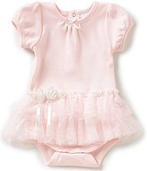 Starting Out Treasures Baby Girls Newborn-6 Months Rosette Bodysuit