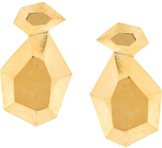 Natia X Lako Stone earrings