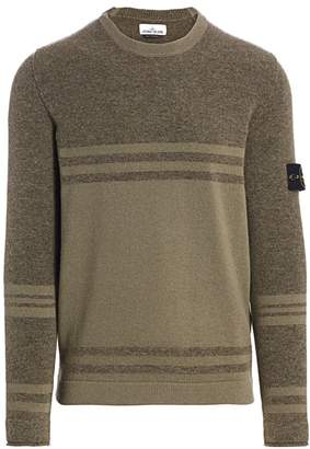 Stone Island Stripe Sweater