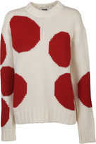 MSGM Dotted Sweater