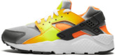 Nike Huarache Run Print GS Sun Shoes - Size 4Y