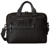 Tumi Alpha 2 T-Pass Expandable Laptop Brief Computer Bags
