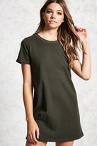 Forever 21 Knit T-Shirt Dress