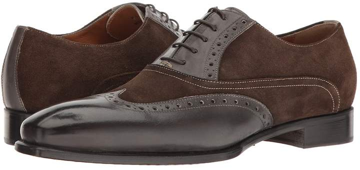 Kenneth Cole New York Coat Armour Men's Lace Up Wing Tip Shoes
