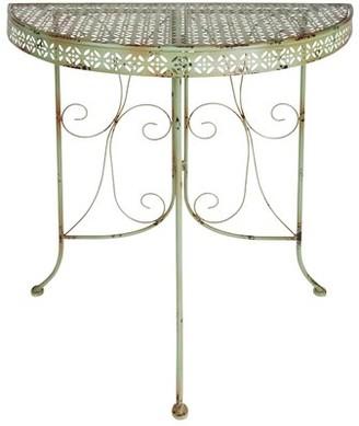 Ophelia & Co. Bridgwater Folding Metal Balcony Table & Co.