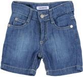 Bikkembergs Denim pants - Item 42558956