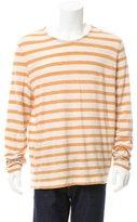 Theory Long Sleeve Striped T-Shirt w/ Tags