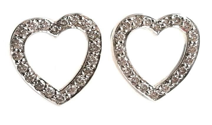 Tiffany & Co. Metallic Platinum Earrings