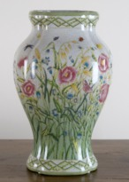 The Well Appointed House Hampton Wind Ceramic Vase