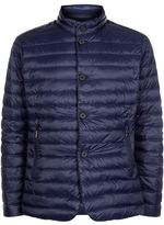 Hackett Aston Martin Quilted Down Jacket