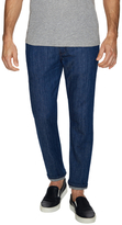 Naked & Famous Denim Weird Guy Low-Rise Tapered Jeans