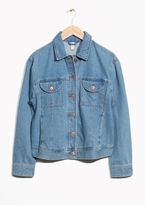 Other Stories Relaxed Fit Denim Jacket