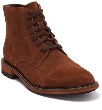 Warfield & Grand Costa Suede Mid Boot