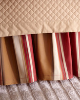 Legacy King San Marino Stripe Dust Skirt