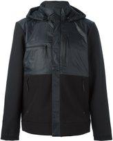 The North Face hooded jacket - men - Nylon/Polyester/Spandex/Elastane/Goose Down - L