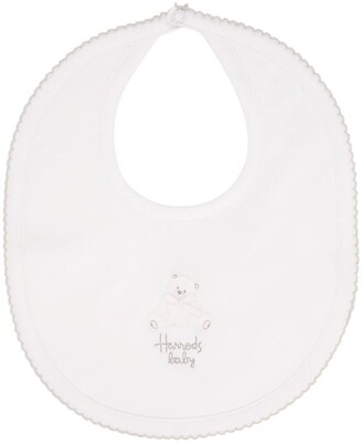Harrods Teddy Bib