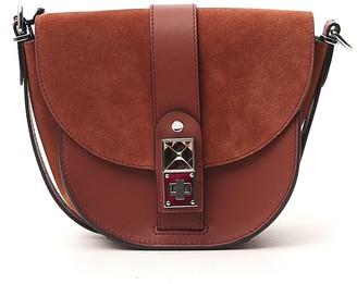 Proenza Schouler PS11 Small Saddle Crossbody Bag