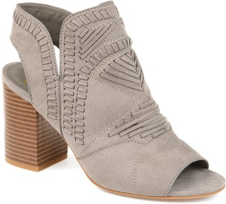 Journee Collection Crosby Women's Ankle Boots