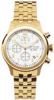 JACK MASON Women's Aviation Chronograph Bracelet Watch