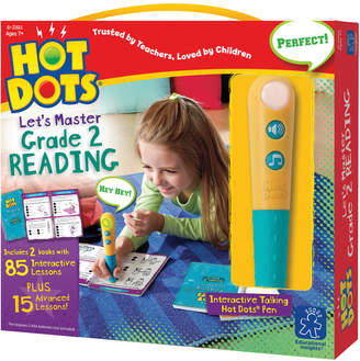 Educational Insights Hot Dots Let's Master 2Nd Grade Reading Set
