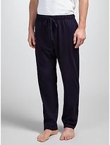 John Lewis Jersey Cotton Pyjama Bottoms, Navy