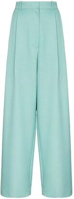 Dodo Bar Or Coco high-waist straight trousers