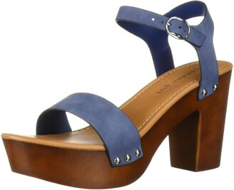 Madden-Girl Women's LIFFT Heeled Sandal