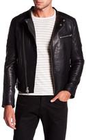 Muu Baa Muubaa Canberra Motor Biker Leather Jacket