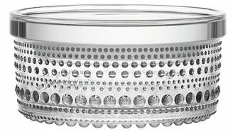 Iittala Kastehelmi Jar Clear - 2.25