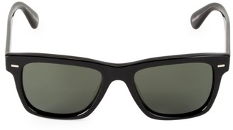 Oliver Peoples Oliver 54MM Wayfarer Sunglasses