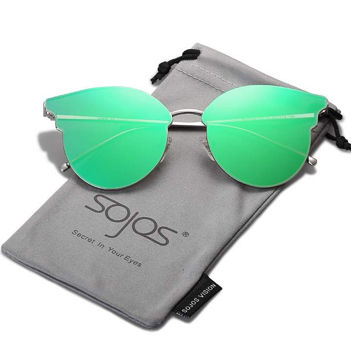 790f3b3b2fcc8 Cat Eye Green Sunglasses For Women - ShopStyle Canada
