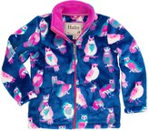 Hatley Happy Owls Fuzzy Fleece Jacket (Toddler & Little Girls)