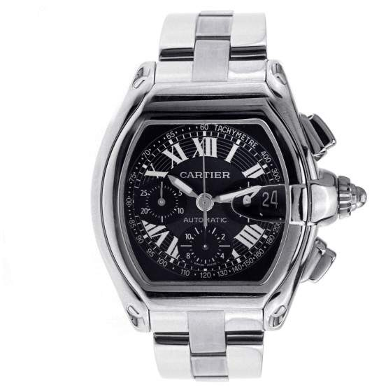 Cartier Roadster Chronograph Extra Large