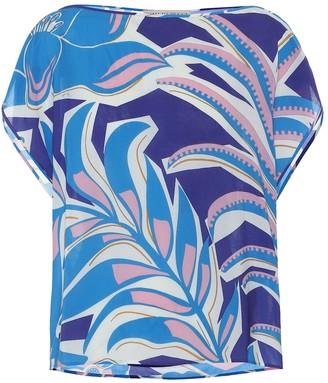 Emilio Pucci Beach Printed top