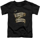 Trevco Harry Potter Mischief Managed Little Boys Toddler Shirt
