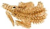 Giuseppe Zanotti Crocodile Cuff Bracelet