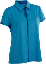 Asstd National Brand Easy Plus Short Sleeve Polo